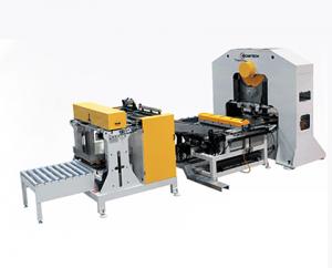 CNC SHEET FEEDER PRESS : SSC-SP-2000